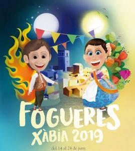 Fogueres Javea 2019. Fiesta Programme @ See Programme | Xàbia | Valencian Community | Spain