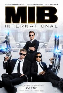 Men in Black International in English at IMF Cinema, Ondara @ IMF ONDARA | Ondara | Comunidad Valenciana | Spain