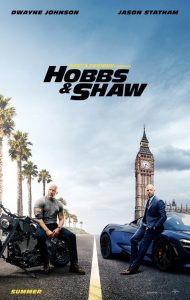 Fast and Furious - Hobbs & Shaw in English at Cine Jayan @ Cine Jayan | Jávea | Comunidad Valenciana | Spain