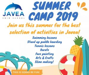 Javea Children's Summer Camps @ See website
