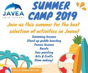 Javea Children's Summer Camps @ See website