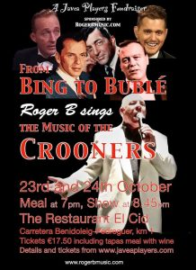 Javea Players present Bing and Buble @ El Cid Bar & Restaurant | Comunidad Valenciana | Spain