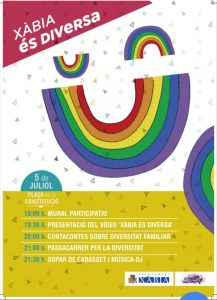 LGBTI + Pride Party with Batukada, Dinner and Disco @ Xàbia | Comunidad Valenciana | Spain