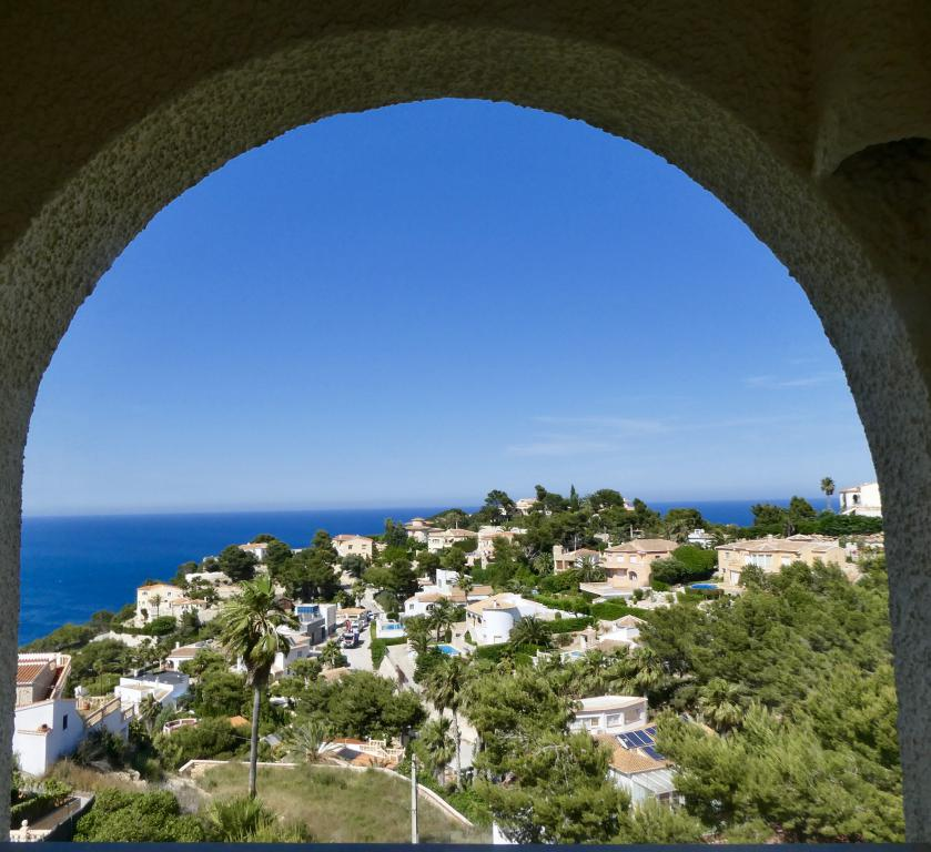 Villa With Stunning Sea and Island Views in Javea