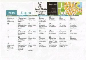 Diablos el Rock at Bar Quo Vadis @ Quo Vadis | Jávea | Comunidad Valenciana | Spain