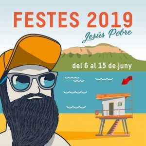 Jesús Pobre Fiesta Programme until June 15th