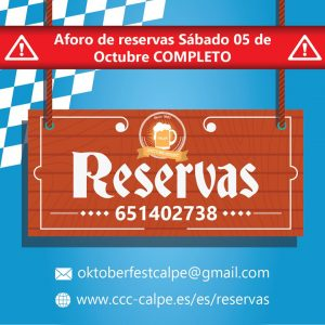 Octoberfest Calpe 2019 @ Calp | Comunidad Valenciana | Spain