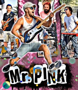 Mr Pink at Saxo Gardens, Moraira @ Saxo Disco Garden Chill Out | Moraira | Comunidad Valenciana | Spain