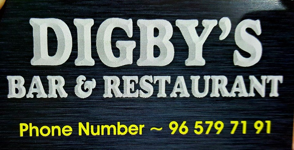 Protected: Digby's Sports Cafe Bar