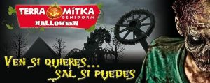 Halloween at Terra Mitica @ Terra Mitica | Comunidad Valenciana | Spain