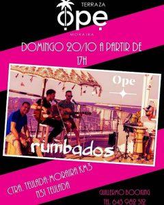 Rumbados at OPE Moraira @ Ope | Teulada | Comunidad Valenciana | Spain
