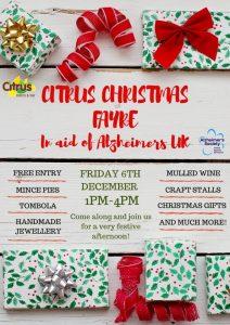 Christmas Fair at Citrus Bar @ Citrus Bar | Orba | Comunidad Valenciana | Spain