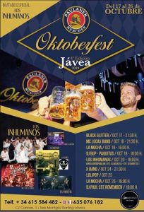Javea Oktoberfest @ See Montgo | Jávea | Comunidad Valenciana | Spain