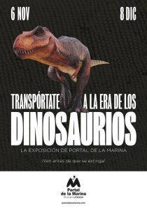 Explore with Dinosaurs at  Ondara Shopping Centre @ Comunidad Valenciana | Spain