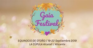 Gaia Festival @ The Dome Centre | Alcalalí | Spain