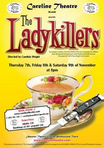 The Ladykillers at Careline Theatre @ Careline Theatre | Alcalalí | Comunidad Valenciana | Spain