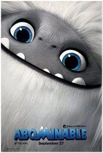 Abominable in English at Cine Jayan @ Cine Jayan | Jávea | Comunidad Valenciana | Spain