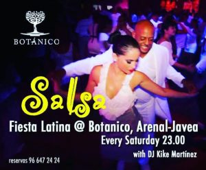 Fiesta Latina at Botanico @ Pizza y Grill Botanico | Platja de l'Arenal | Valencian Community | Spain