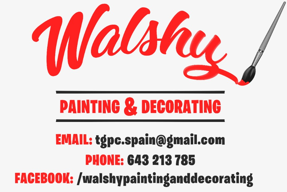 Walshy Painting and Decorating