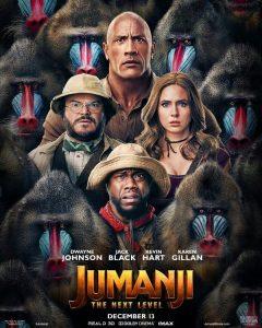 Jumanji- The Next Level in English at Cine Jayan @ Cine Jayan | Jávea | Comunidad Valenciana | Spain