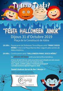 Children's Halloween Parade - Javea @ Xàbia | Comunidad Valenciana | Spain