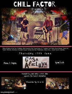 Chill Factor at Casa Aleluya, Jalon @ Casa Aleluya | Xaló | Comunidad Valenciana | Spain