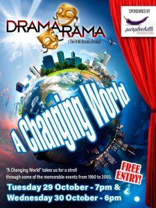 U3a Dramarama Presents A Changing World @ La Senieta | Moraira | Comunidad Valenciana | Spain