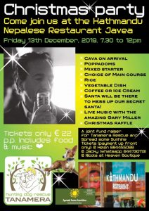 Christmas Party at Kathmandu for Tanamera @ Kathmandu Rte. Javea | Xàbia | Comunidad Valenciana | Spain