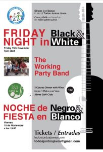 Black and White Party at Javea Golf Club @ Club de Golf | Jávea | Spain