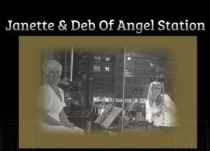 Janette and Deb of Angel Station at Arena Bar @ Arena Bar | Dénia | Comunidad Valenciana | Spain