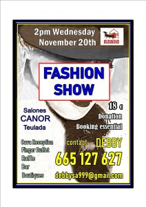 Fashion Show at Salon Canor @ Salon Canor | Teulada | Comunidad Valenciana | Spain