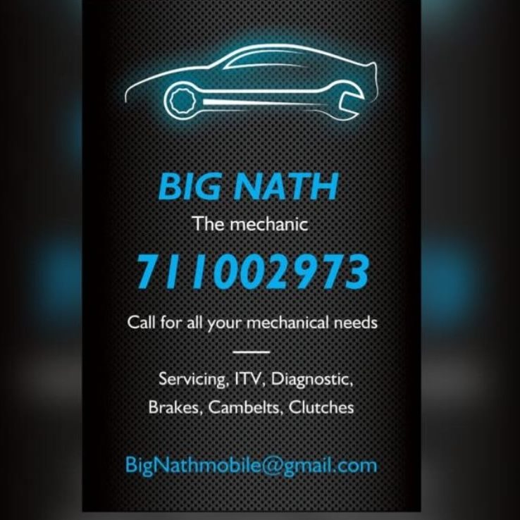 Big Nath – Mechanic