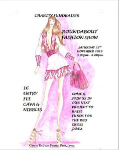 Fashion Show at the Roundabout Charity Shop @ Roundabout Charity Shop | Jávea | Comunidad Valenciana | Spain