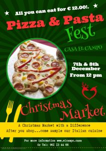 Christmas Market Italian Style @ Casa El Campo | Xàbia | Comunidad Valenciana | Spain