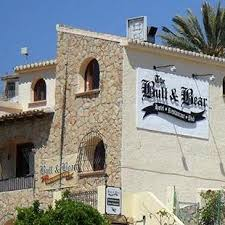 The New Bull and Bear Hotel