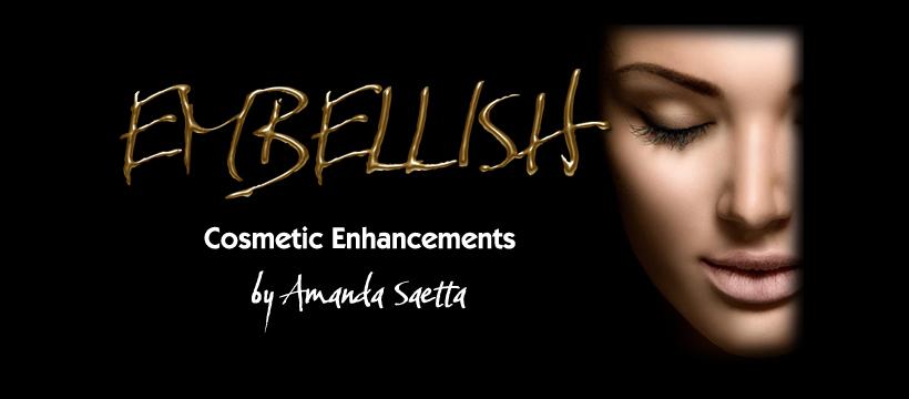 Embellish By Amanda Saetta
