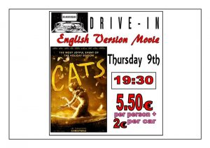 Cats In English.. at the Drive In Denia @ Dénia | Comunidad Valenciana | Spain