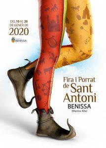 Benissa Fiesta Programme @ See Programme | Benissa | Comunitat Valenciana | Spain