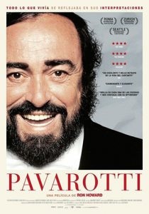 Pavarotti in English at Cine Jayan @ Cine Jayan | Jávea | Comunidad Valenciana | Spain