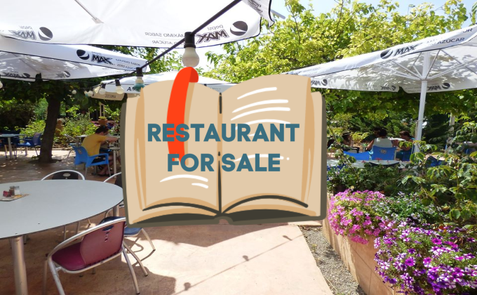 Javea Landmark Restaurant For Sale