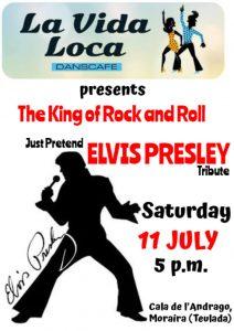 Elvis Tribute at La Vida Loca @ La Vida Loca | Moraira | Comunidad Valenciana | Spain