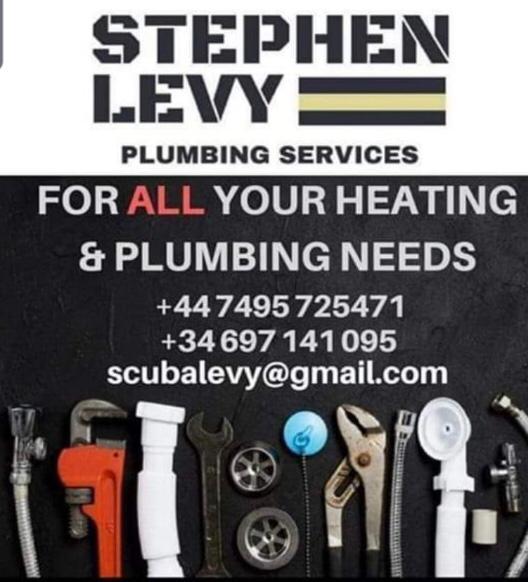 Stephen levy plumbing