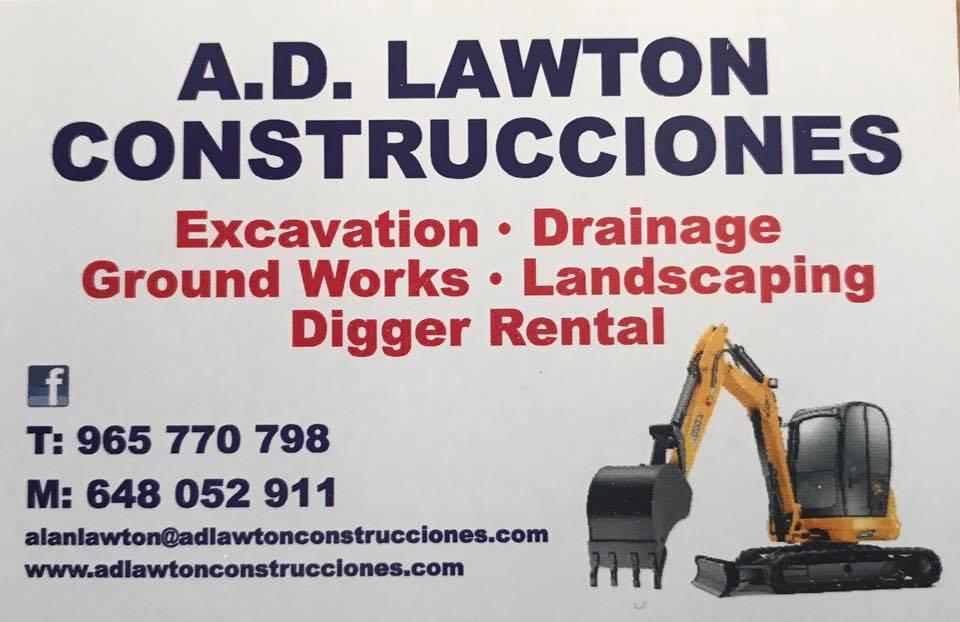A D Lawton Construction