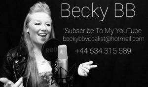 Becky BB at St Andrew's Rte. @ St Andrew's Bar | Benissa | Comunidad Valenciana | Spain
