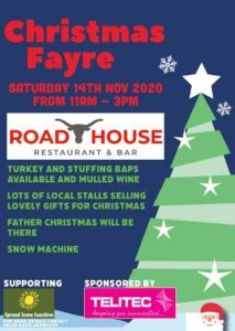 Christmas Fayre at The Road House @ The Road House | Costa Nova | Comunidad Valenciana | Spain