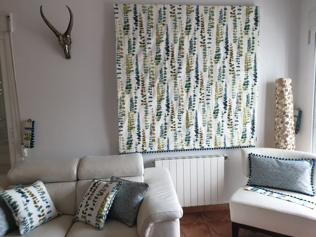 Custom Made Curtains, Blinds, Seat covers, etc…
