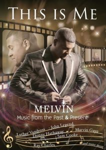 Evening of Soul & Motown from top Benidorm act Melvin @ The Road House | Costa Nova | Comunidad Valenciana | Spain