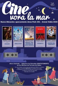 Javea Outdoor Cinema - SHAZAM - FREE @ Javea Park area, annexed to the auxiliary outpatient building. | Xàbia | Valencian Community | Spain