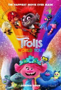 Trolls World Tour in English at Cine Jayan @ Cine Jayan | Jávea | Comunidad Valenciana | Spain