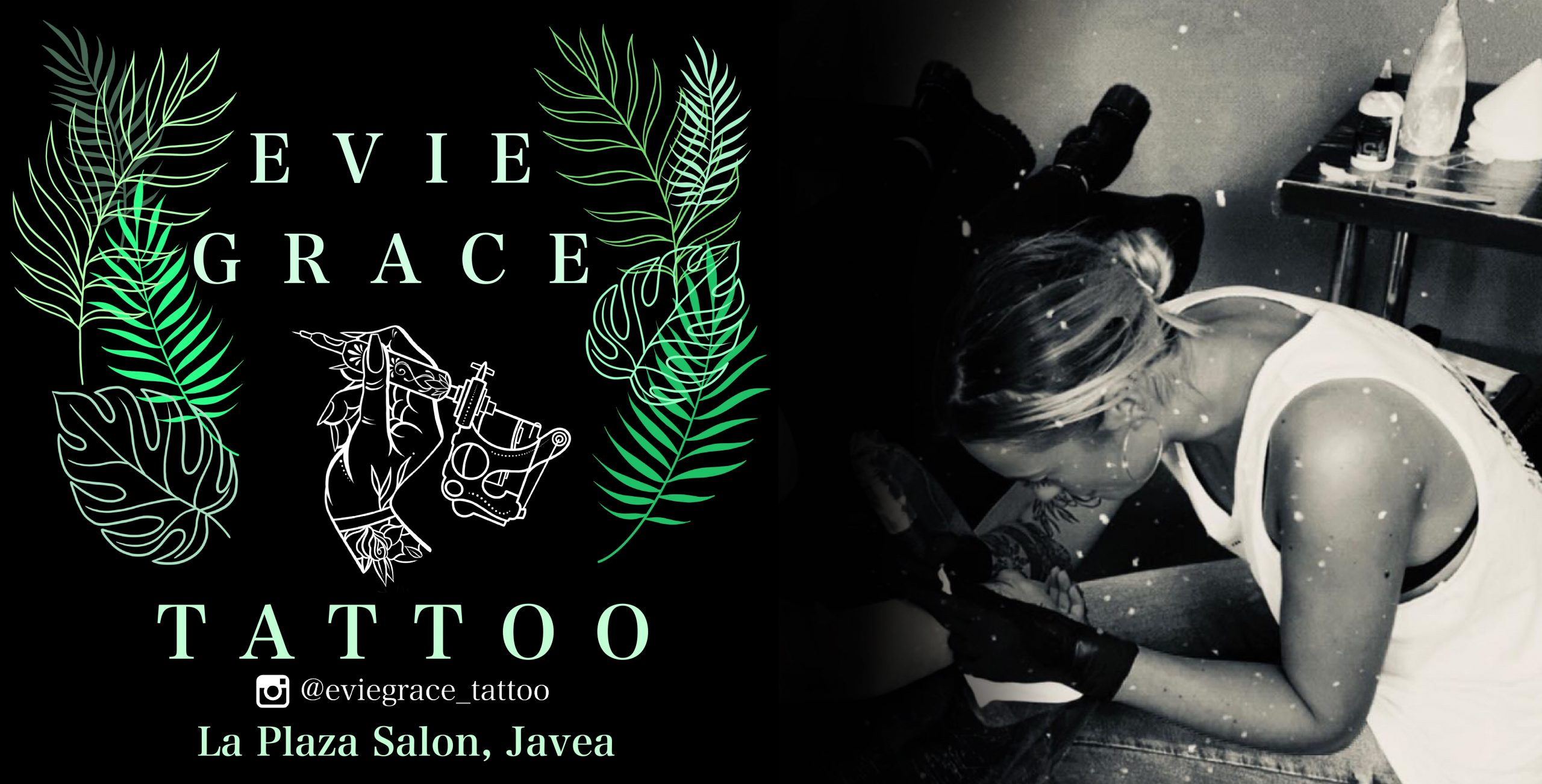 Evie Grace Tattoos